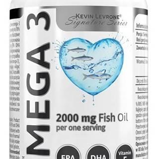 Kevin Levrone Omega 3 Fish Oil 2000 mg 120 kapsúl