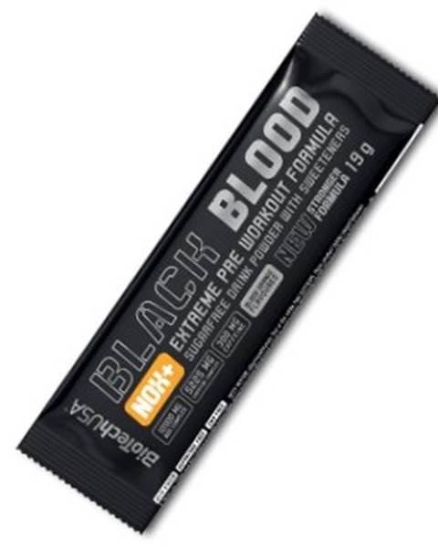 Biotech USA BioTech USA BioTech Black Blood NOX+ 19 g variant: červený pomaranč