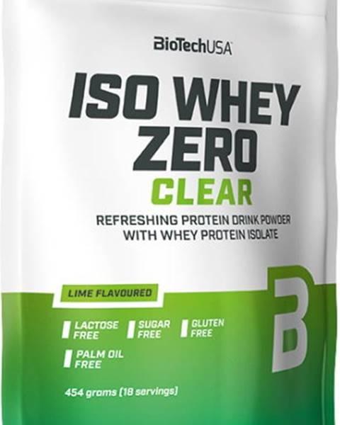 Biotech USA BioTech USA BioTech Iso Whey Zero Clear 454 g variant: broskyňový čaj