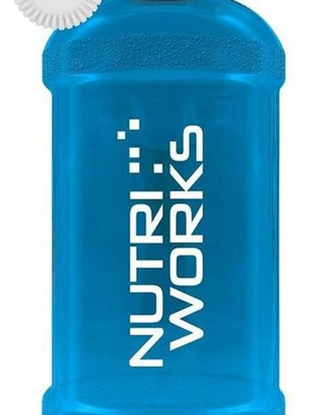 NutriWorks NutriWorks Barel na vodu 2200 ml variant: ružová