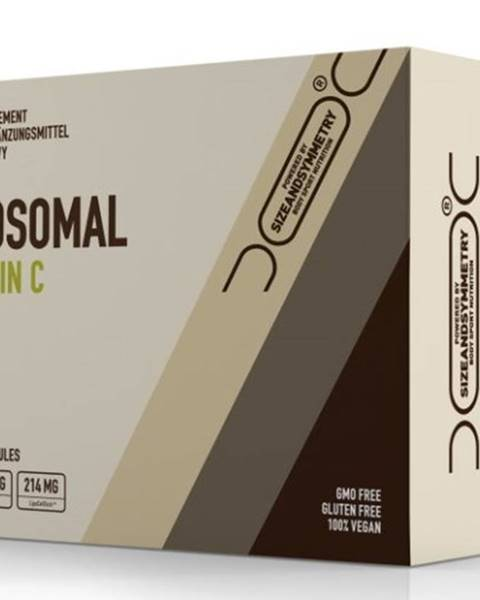 Sizeandsymmetry Sizeandsymmetry Lipozomálne Vitamín C 500 mg 60 kapsúl
