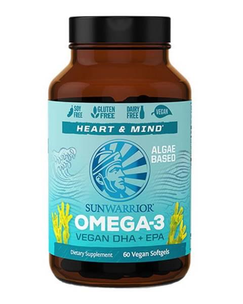 Sunwarrior Sunwarrior Omega 3 vegan DHA + EPA 60 kapsúl