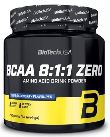 BioTech USA BioTech BCAA 8:1:1 Zero 250 g variant: cola