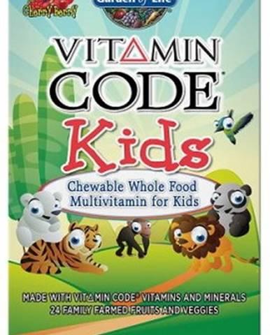 Garden of Life Vitamin Code Kids 30 tabliet