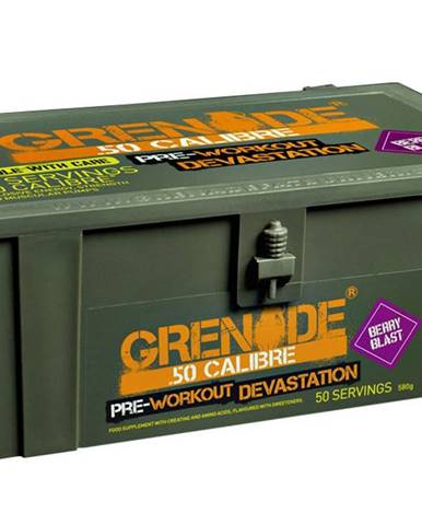 Grenade .50 Calibre 580 g variant: pomaranč