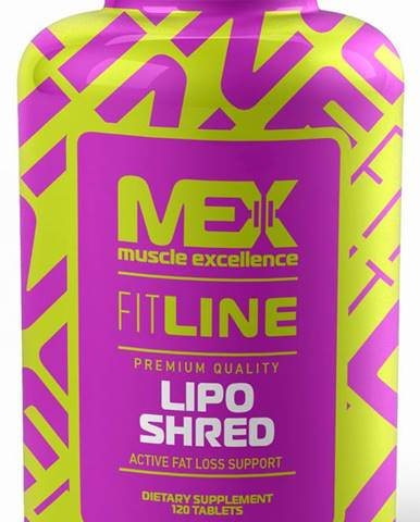 Mex Nutrition Lipo Shred 120 kapsúl