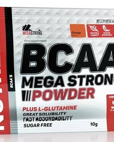 Nutrend BCAA Mega Strong Powder 10 g variant: grep