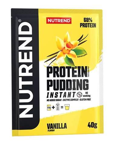 Nutrend Protein Pudding 40 g variant: čokoláda - kakao