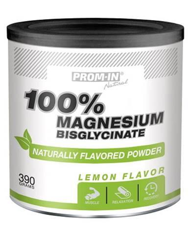 Prom-IN 100% Magnesium Bisglycinate 390 g variant: citrón