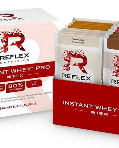 Reflex Nutrition Reflex Instant Whey PRO On the Go 25 g variant: čokoláda