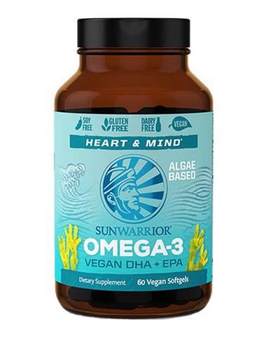 Sunwarrior Omega 3 vegan DHA + EPA 60 kapsúl