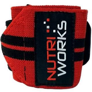 Nutriworks Omotávky zápästia variant: červená