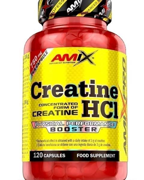 Amix Nutrition Amix Nutrition Amix Creatine HCL 120 kapsúl