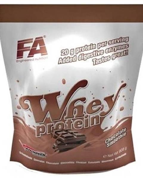 Fitness Authority Fitness Authority Whey Protein 908 g VÝPREDAJ! variant: čokoláda
