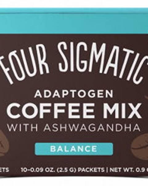 Four Sigmatic Four Sigmatic Ashwagandha & Chaga Adaptogén Coffee Mix 10×2,5 g