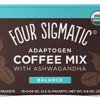 Four Sigmatic Ashwagandha & Chaga Adaptogén Coffee Mix 10×2,5 g