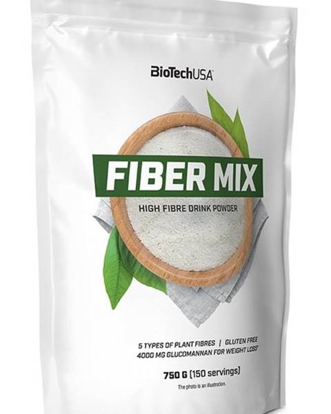 Biotech USA Fiber Mix - Biotech USA 750 g