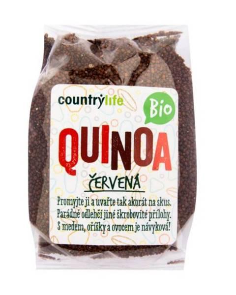 Country Life Country life BIO Červená quinoa 250 g