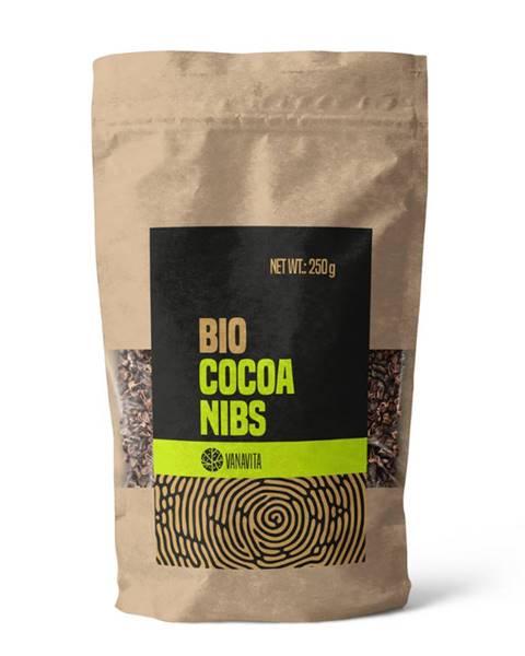 VanaVita VanaVita BIO Kakaové bôby drvené 250 g
