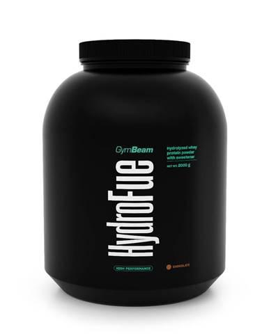 Proteín HydroFue GymBeam 2000 g čokoláda