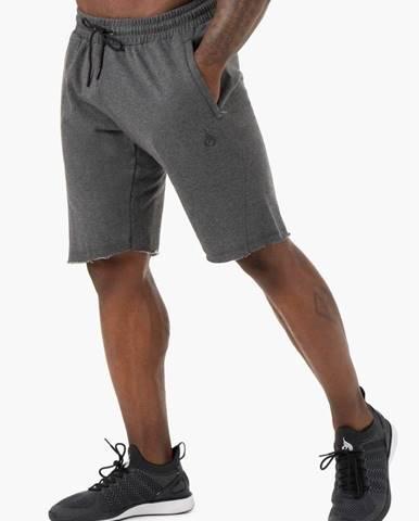 Ryderwear Pánske šortky Iron Track Charcoal  S