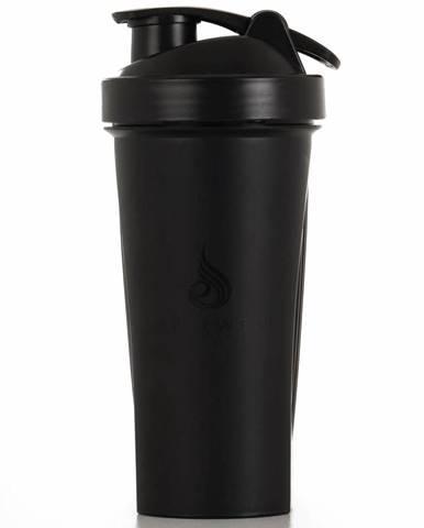 Ryderwear Šejker Protein Bottle Black 700ml