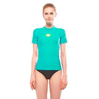 Dámske tričko pre vodné športy Aqua Marina Alluv modrá - L
