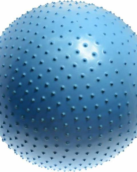 Lifefit Gymnastický masážní míč LIFEFIT MASSAGE BALL 55 cm