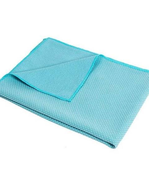 Pure2Improve YOGA Antislip ručník P2I 170x60 cm modrý - Modrý