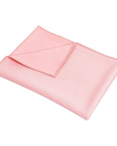 Pure2Improve YOGA Antislip ručník P2I 170x60 cm modrý - Růžová