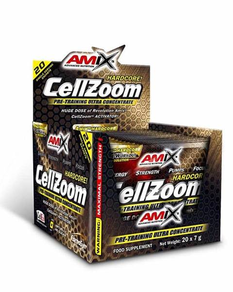 Amix Nutrition Amix CellZoom Příchuť: Blue Raspberry, Balení(g): 7g