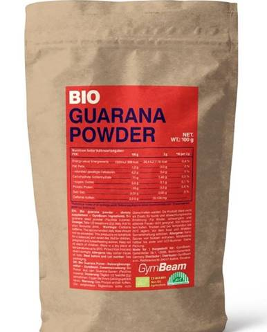Bio Guarana Powder - GymBeam 100 g