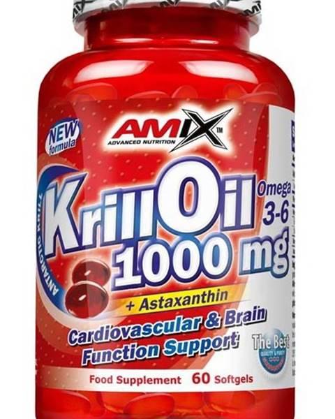 Amix Krill Oil 1000 - Amix 60 kaps.