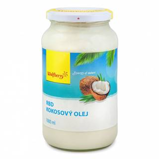 RBD Kokosový olej Wolfberry 1000 ml