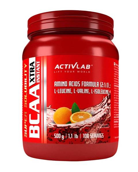 ActivLab ActivLab BCAA Xtra Instant 500 g vodný melón