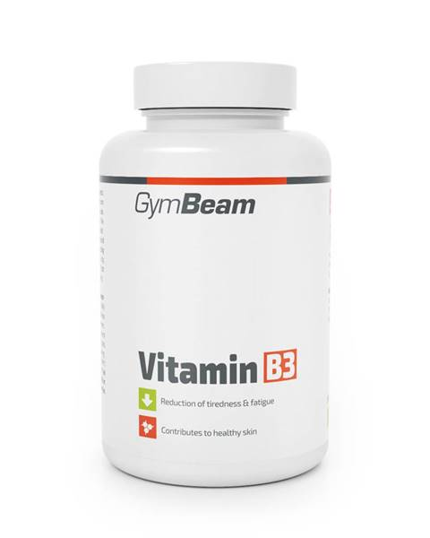 GymBeam GymBeam Vitamín B3 90 kaps.