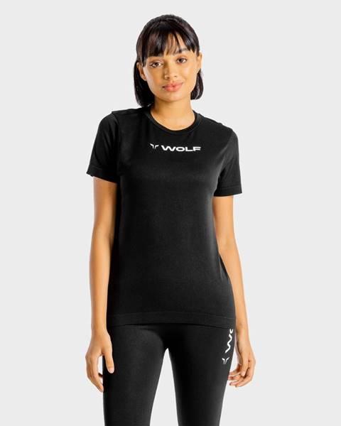 Squat Wolf Squat Wolf Dámske tričko Primal Black  XS