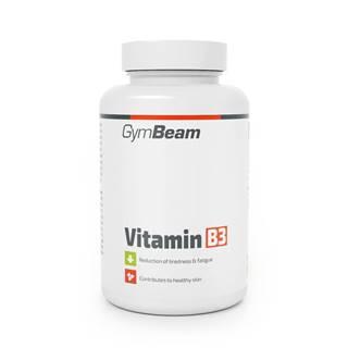 GymBeam Vitamín B3 90 kaps.