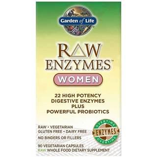 RAW Enzymy Women Digestive Health - pro ženy - zdravé trávení