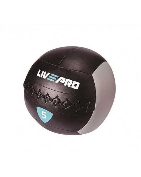 LivePro Míč na cvičení LivePro Wall Ball - 5 kg