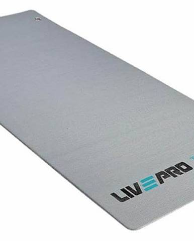 Podložka LivePro Exercise 120cm x 60cm x 0,7cm - Šedá