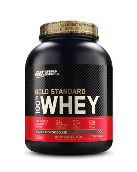 Optimum Nutrition Optimum Nutrition 100 Whey Gold Standard 908 g mimoriadne mliečna čokoláda