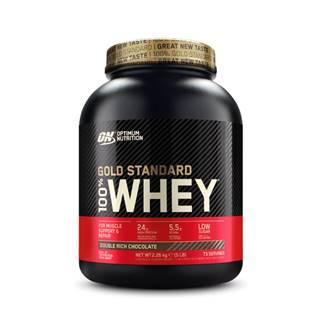 Optimum Nutrition 100 Whey Gold Standard 908 g mimoriadne mliečna čokoláda