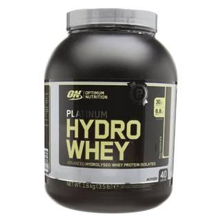 Optimum Nutrition Platinum Hydrowhey 1590 g jahoda