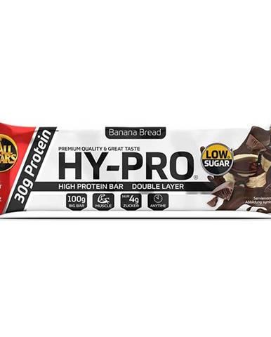All Stars HY-PRO Deluxe bar 100 g chrumkavá dvojitá čokoláda