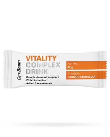 GymBeam Vzorka Vitality Complex Drink 12 g zelené jablko