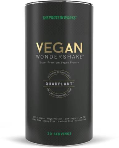 TPW Vegan Wondershake 750 g jahodový krém