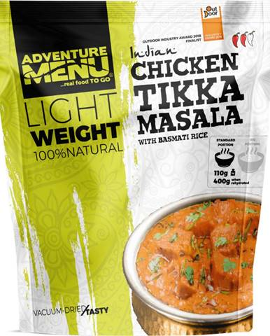 Adventure Menu Kurča Tikka Masala s ryžou basmati 120 g