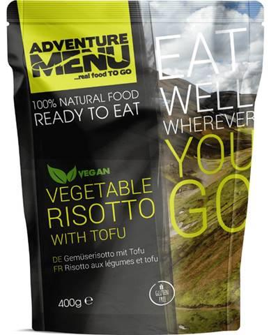 Adventure Menu Zeleninové rizoto s tofu 400 g