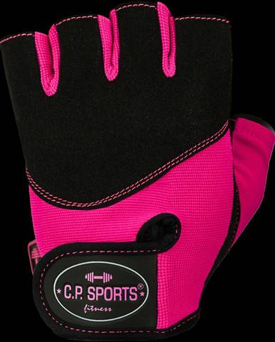 C.P. Sports Fitness rukavice Iron ružové  XS